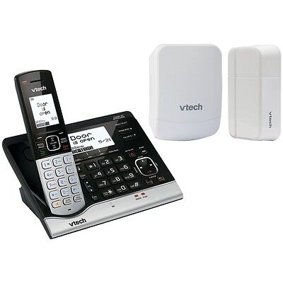 Vtech Vtvc7151-109 Wireless Home Monitoring System With Cordless Telephone VTEVT