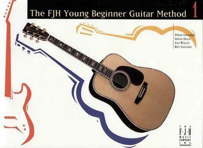 Young Beginner Guitar Method Lesson Book 1