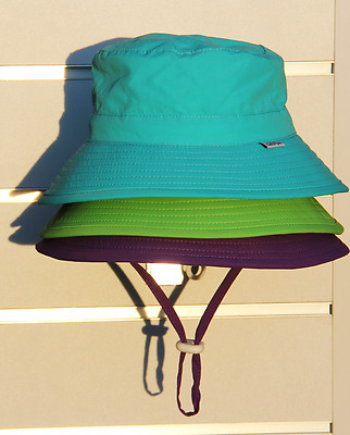 Seconds Kids Baby Bucket Sun Hat Adjustable UPF 50+