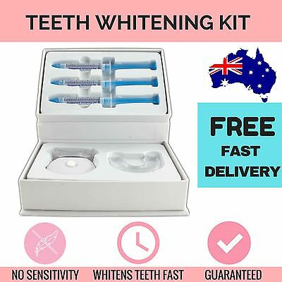 Teeth Whitening Kit. 15 Treatments Thousands Happy Customers Pearly White FAST