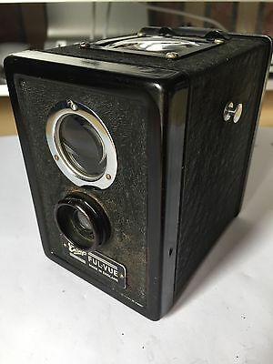 Ensign Ful-Vue Box Camera in nice condition