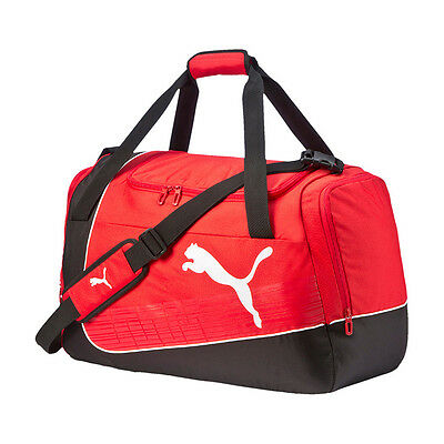 Puma Evo Power Medium Bag Tasche Rot Weiss F03