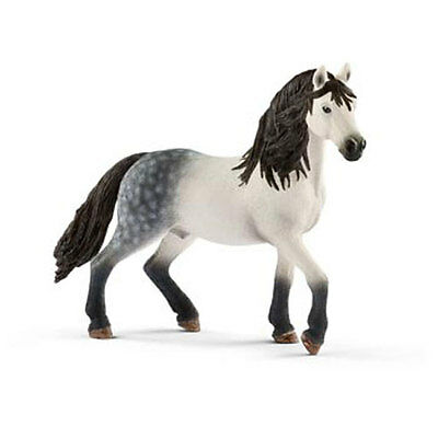 Schleich – Andalusian Stallion * Horse Toy Figure NEW model # 13821