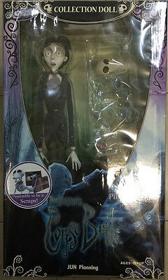 Corpse Bride Victor Puzzle Scraps Limited Jun Planning Doll Tim Burton NRFB