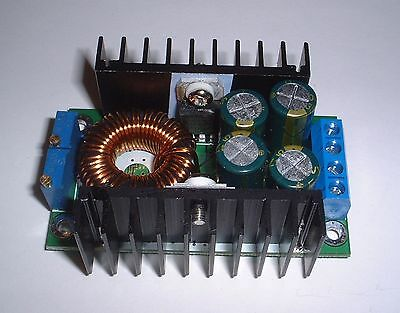 300W Constant current /constant voltage Buck Converter 5-40V To 1.2-35V UK Stock