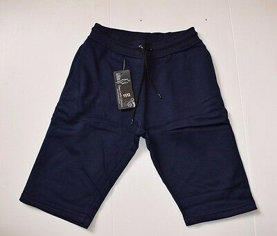 New Boys Kids Fleece shorts  3/4 Length Half Trouser Pant Short Age 9-13 Years