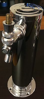 Single Tap Draft Beer Tower With Faucet Olmstead Product Corp BRAND NEW