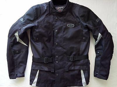 IXS Men's Motorcycle Textile Touring Jacket Size L