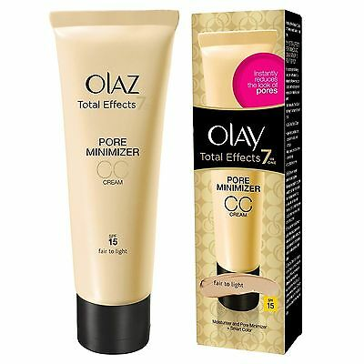 Olay Total Effects 7-in-1 Pore Minimizer CC Cream SPF15 - 50 ml - Fair to Light