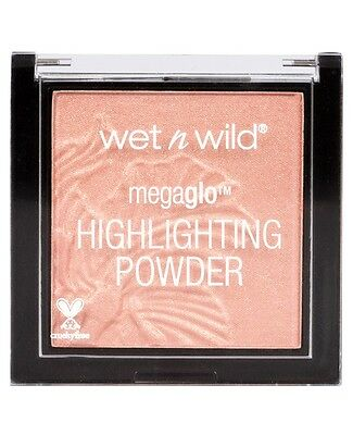 Wet N Wild MegaGlo Highlighting Powder Crown of My Canopy Highlighter Full Size