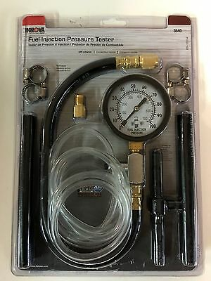 Innova Fuel Injection Pressure Tester Excludes Diesel #3640