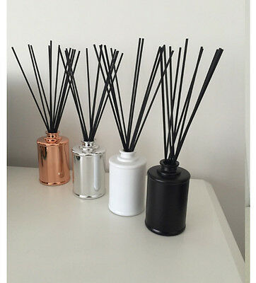 Scented Reed Diffuser - 180Ml Bottles - Various Colours