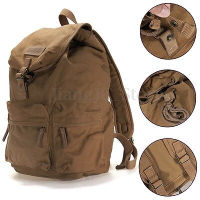DSLR Camera Backpack Bag Caden Laptop Canvas For Canon Nikon Sony Pentax