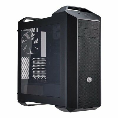 Coolermaster Mastercase 5 Side Window ATX Case Modular System with Dual Handle..