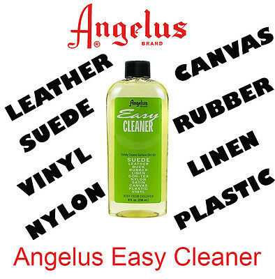 Angelus EASY CLEANER- NEUTRAL Premium shoe cleaner that's safe for all materials