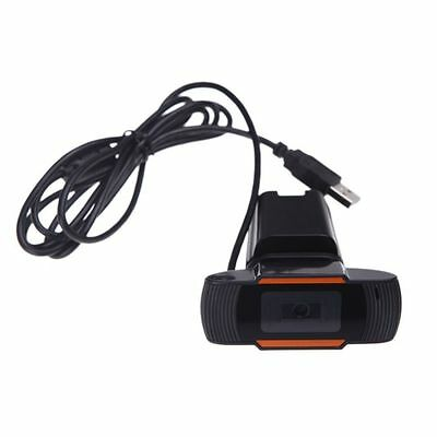 USB2.0 Clip-on Webcam Camera HD 12 Camera with MIC for Computer PC Laptop T9K4