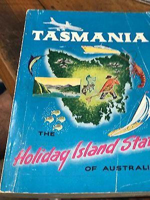 Tasmania The Holiday Island State Features Fishing Venues