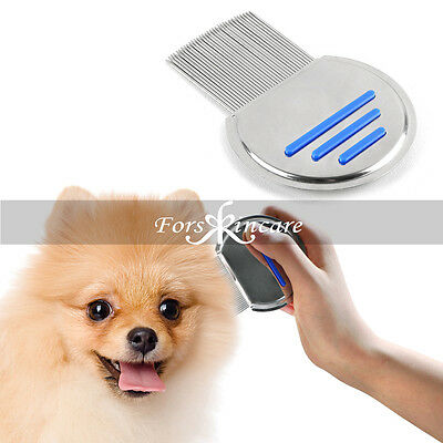 Professional Stainless Steel Nit Free Louse & Nit Comb Terminator Lice Comb For