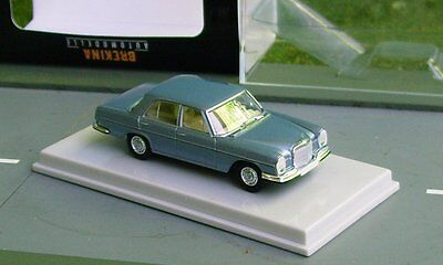 MERCEDES 280 - FULLY ASSEMBLED in HO SCALE by BREKINA #13103