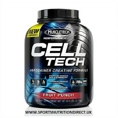 MuscleTech Cell Tech Hardcore Pro Series 1.4kg Creatine FREE TRACKED DELIVERY