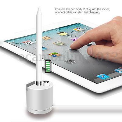Desktop Charger Charging Base Dock Stand Holder For Apple iPad Pencil For iPhone