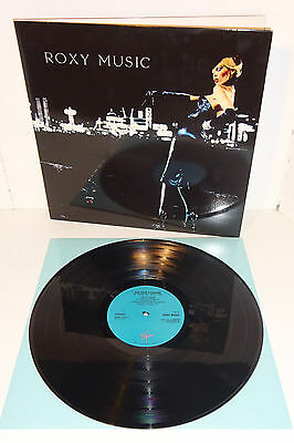 ROXY MUSIC FOR YOUR PLEASURE 2008 LIMITED CAPITOL VAULTS 180g REISSUE LP, poster