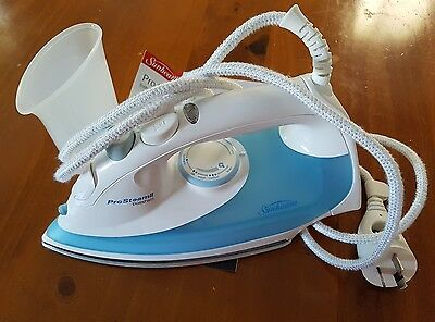 Sunbeam steam iron