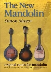 SIMON MAYOR THE NEW MANDOLIN inc tab