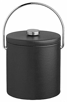 KRAF-51860-Comtempo 3 Qt. Ice Bucket with Thick Vinyl Lid
