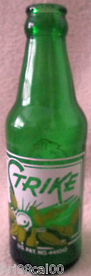 Soda Bottles-lot of 5 different ACL-Strike Neddick Grand'pa Grafs excellent