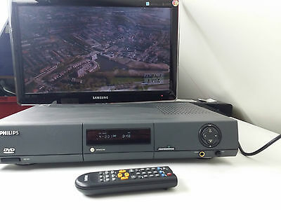 Philips Professional DVD player DVD 170/002 with remote control and power cable