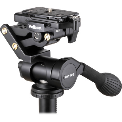 Velbon PHD-66Q 3 Way Tripod Head