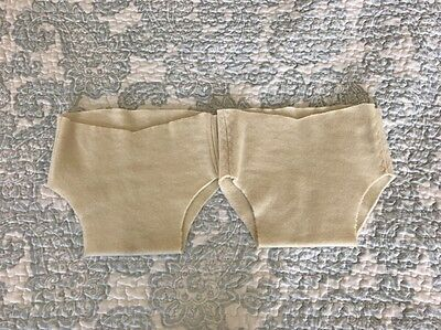 Lot Of Two Merino Wool Medium Diaper Soaker Extra Layers New Lano'd