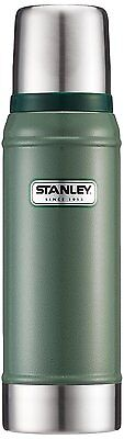 Brand New Stanley Classic Vacuum Bottle - 750ml/25oz - Stainless Steel Thermos