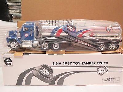 Fina 1997 Tanker Truck- Limited Edition