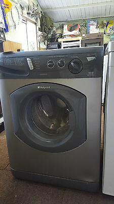 Hotpoint WD440 Washer Dryer washing Machine 1400 spin Grey