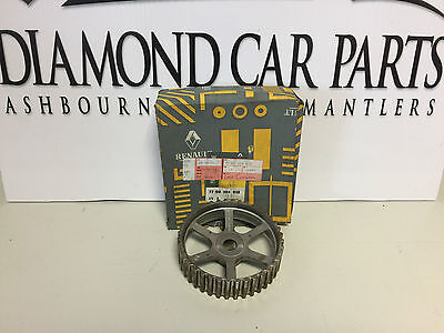 Brand New Genuine Renault 1.9 Dci Camshaft Pulley 7700104018-Ren