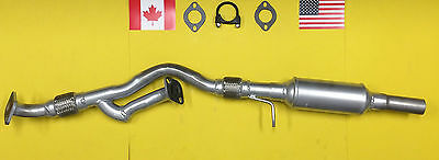 Direct-Fit Front Catalytic Converter Fits/for 2001-2004 Hyundai Santa Fe 2.7L
