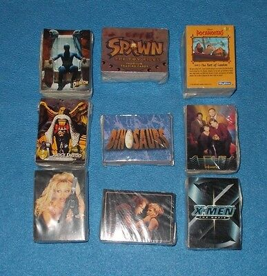 Trading Card Base Sets Various Issues - Choose Base Set