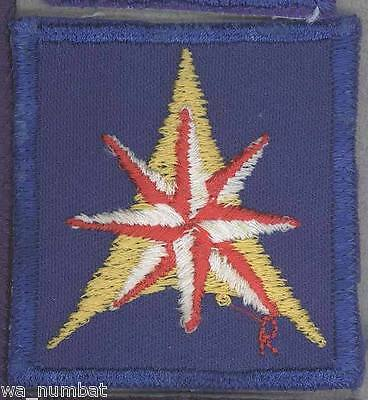 MEXICO scout badge / patch. WORTH A LOOK! - ref PG 1300