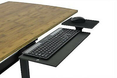 Uncaged Ergonomics Ergonomic Under Desk Keyboard Tray with Mouse Pad KT-1