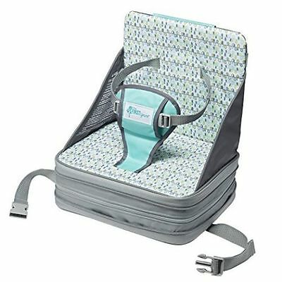 The First Years On-The-Go Booster Seat Safari - Grey