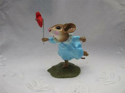 Wee Forest Folk Whirlie Girl - Retired - in WFF Box