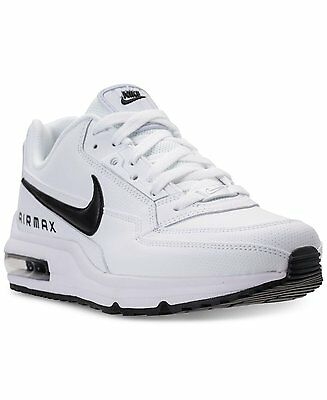 6d5689d523b2e6 NIKE AIR MAX Ltd 3 White black 687977 107 Men s Us Sz 10 -  109.99 ...