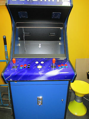 Brand New  - Upright Arcade Flat Pack Cabinet - With Wiring!!