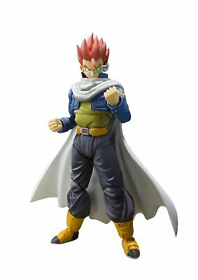 "In STOCK S.H. Figuarts Dragonball Z ""Time Patroler"" TP Xenoverse Action Figure"