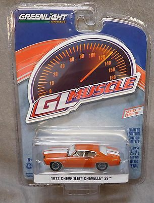 Greenlight 1972 Chevrolet Chevelle SS - GL Muscle - Series 18