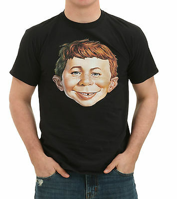 Mad Magazine Alfred Head T-Shirt size US 2X large - Brand new