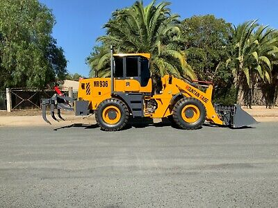 Brand New Mountain Raise Wheel Loader MR936