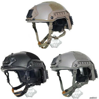 FMA maritime Tactical Protective Helmet ABS For Airsoft Paintball TB814 BK/DE/FG